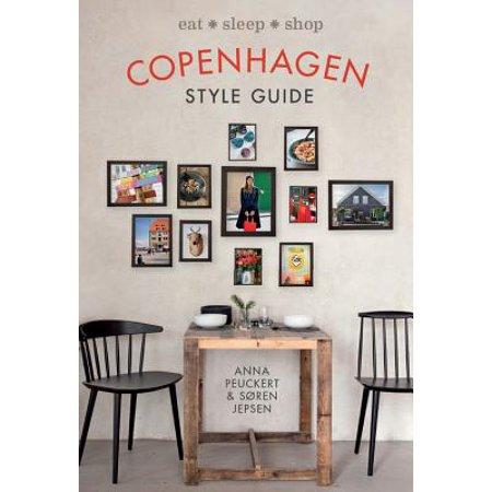 Copenhagen style guide : eat sleep shop - hardcover: 9781743367322