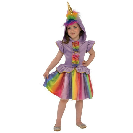 Girls Unicorn Costume - Cute Unicorn Costume