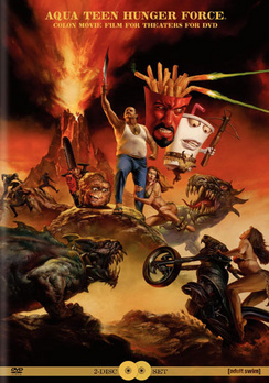 Aqua Teen Hunger Force Colon Movie Film for Theaters (DVD) by WARNER HOME VIDEO