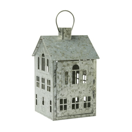Better Homes & Gardens Galvanized House Candle Holder