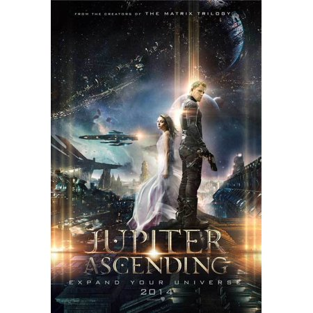 Jupiter Ascending (2014) 11x17 Movie Poster