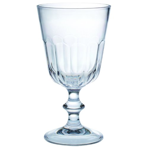 Chenco Inc. Edge 14 oz. Acrylic Cocktail Glass (Set of 4) by Chenco Inc.