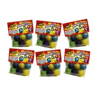 TNT Clay Smoke Balls #1 Selling Brand, Assorted Colors, 36 Pieces