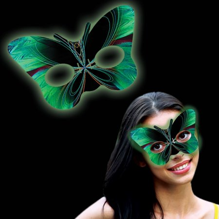 Supreme Glow Comfortable Bright Butterfly Mask 5