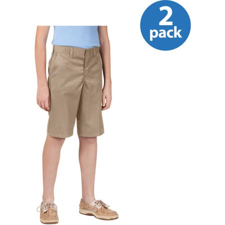 Dickies Boys Classic Shorts, 2 Pack