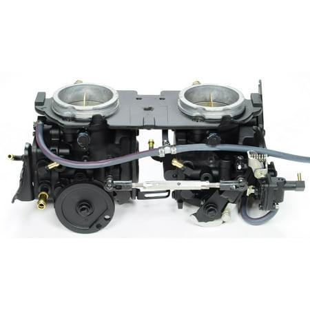 New Mikuni Dual Carb Carburetor Set BN46i Sea Doo 947 951 GSX GTX Limited  LRV