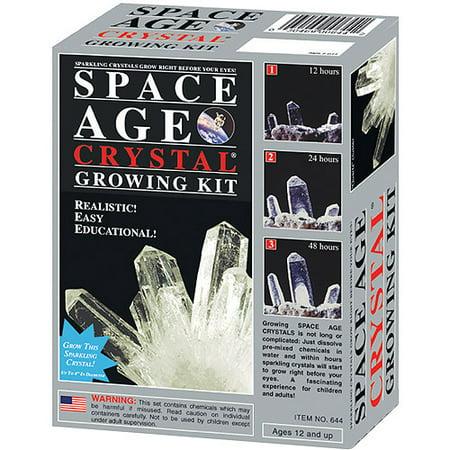 Space Age Crystals  Mini Series    Quartz