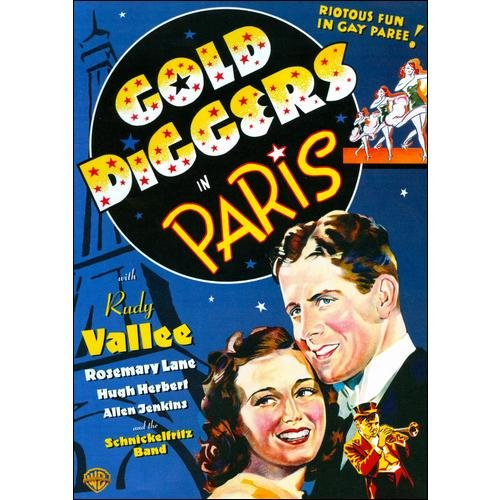 Gold Diggers In Paris by WARNER HOME ENTERTAINMENT