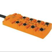IFM EBC033 Sensor Wiring Block,8 Pin,Receptacle