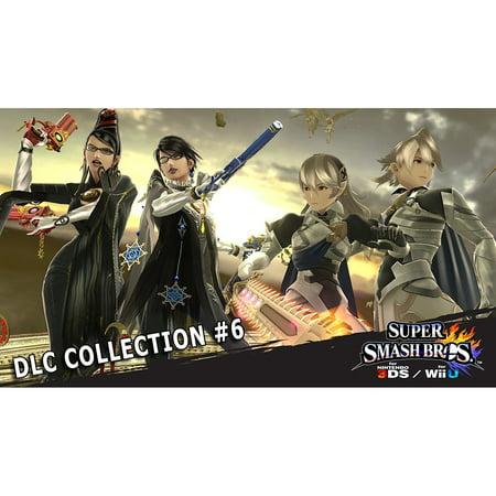 Super Smash Bros. DLC Collection #6, Nintendo, WIIU, [Digital Download],