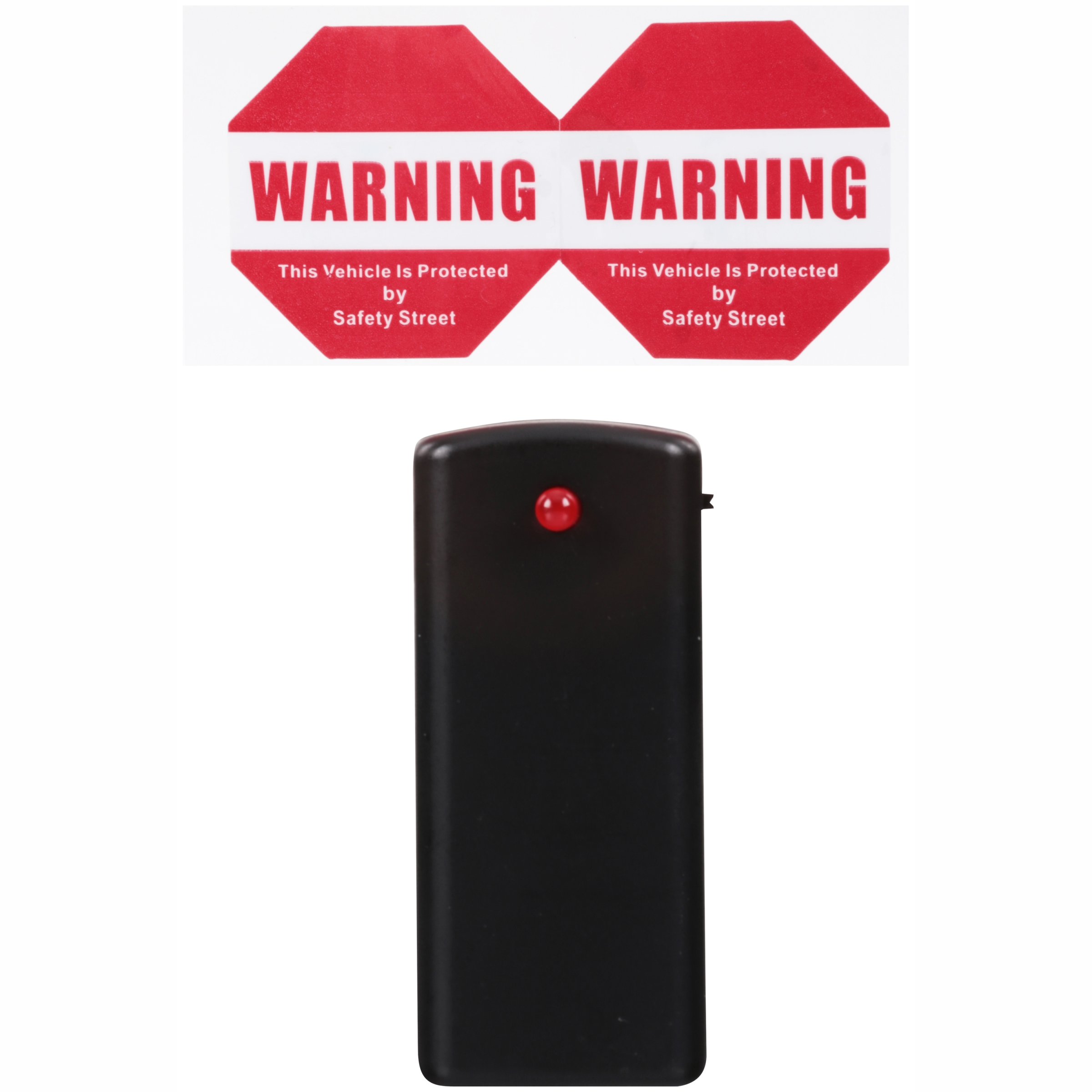 The Club® Vehicle Anti-Theft Alert Signal & Decal Set 3 pc. Pack
