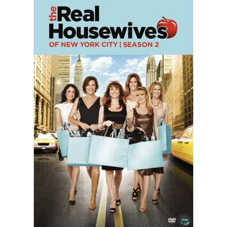 The Real Housewives of New York: Season 2 DVD