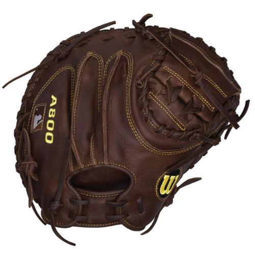 "Wilson Sports 34"" Game Catchers Mitt RHT WTA0800BBCM34"