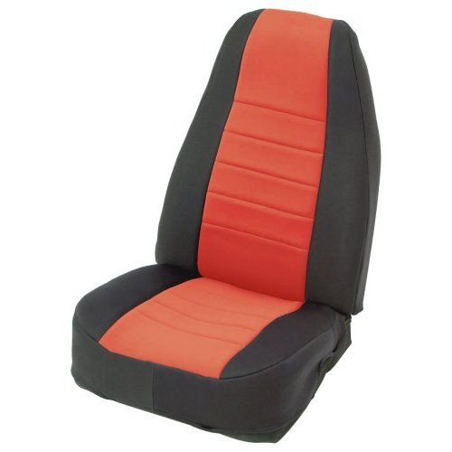 Smittybilt Neoprene Front and Rear Seat Cover Kit 471130
