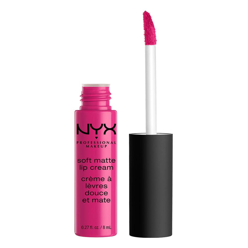 NYX Professional Makeup Soft Matte Lip Cream - Addis Ababa - 0.27 fl oz