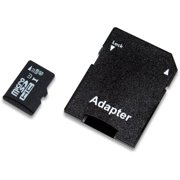 32GB GorillaFlash SDHC Class 10 with Adapter