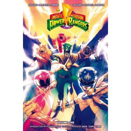 Mighty Morphin Power Rangers Vol. 1 - eBook