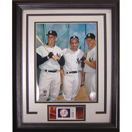 Yankee Stadium Musical Globe - MLB Yankee Stadium Deluxe Frame, 11x14