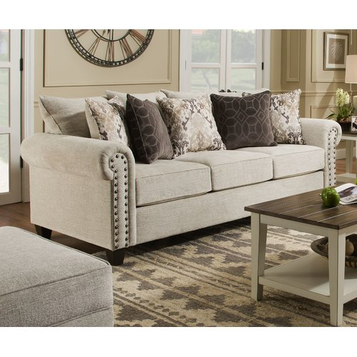Alcott Hill Dillard Sleeper Sofa by Simmons Upholstery by
