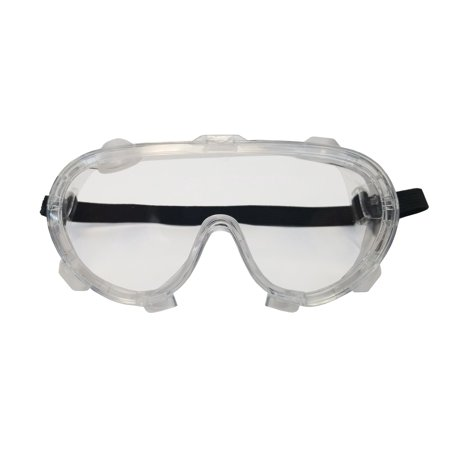 GSC International SG 105 2 Impact Safety Goggles with Indirect Vent