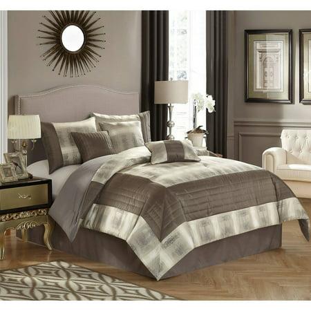 Corell 7 piece bedding comforter set - Better homes and gardens comforter sets ...