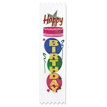 Happy Birthday Value Pack Ribbons (Pack of 3) | Walmart Canada