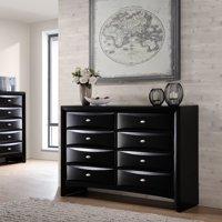 Roundhill Furniture Blemerey 8 Drawer Dresser