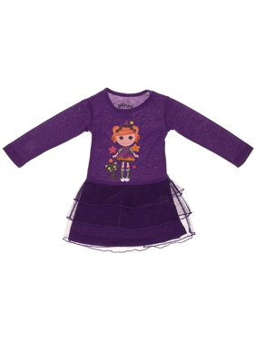 Intimo Girls Lalaloopsy Purple Halloween Nightgown