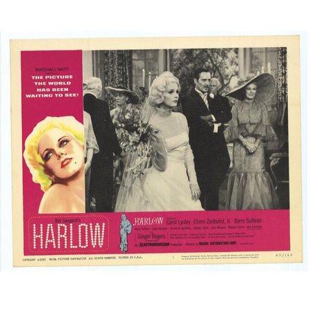 Harlow Poster Movie Mini Promo