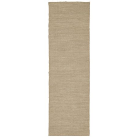 Nourison  Hand-loomed Plateau Travertine Cotton/ Wool Rug (2
