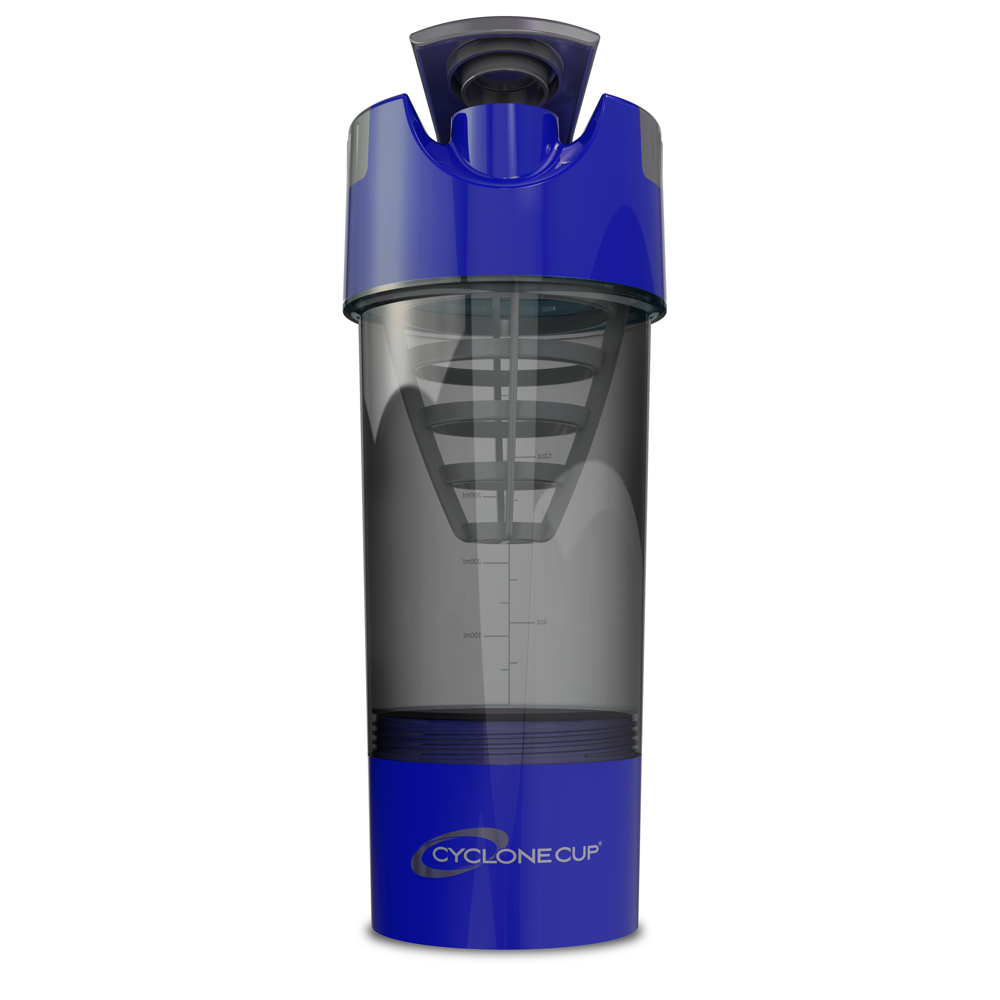 Cyclone Cup Shaker, Blue - 20 oz - Walmart.com