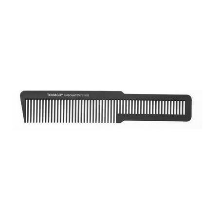 HC-TOP Antistatic Professional Hair Comb Hard Carbon Flat Head Cutting Combs Tool - image 4 de 6