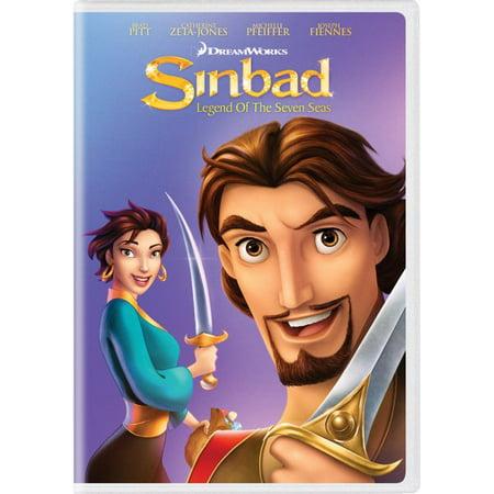 SINBAD:LEGEND OF THE SEVEN SEAS (Sinbad Legend Of The Seven Seas Cast)