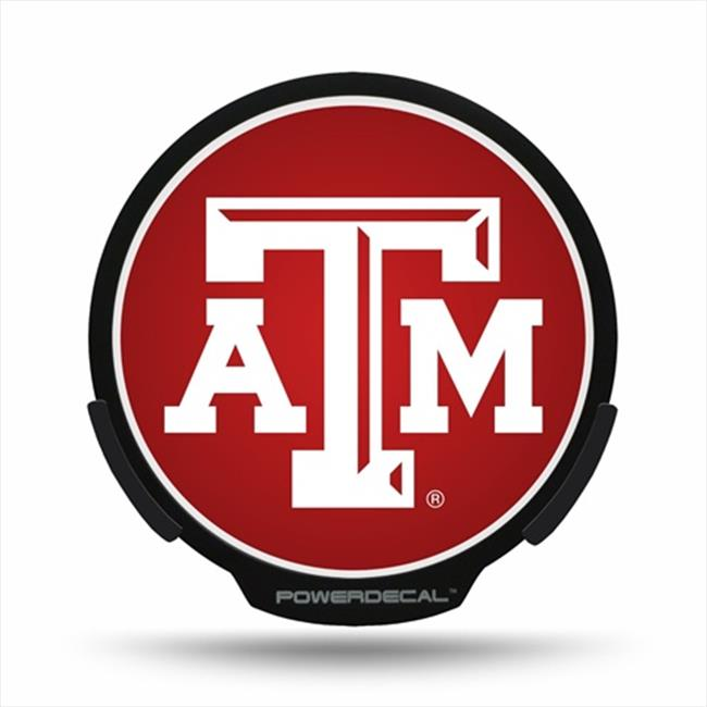 AXIZ GROUP PWR260201 LED Light-Up Decal Texas A&m