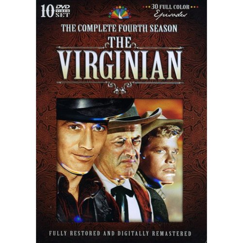 The Virginian: The Complete Fourth Season (Tin Case)