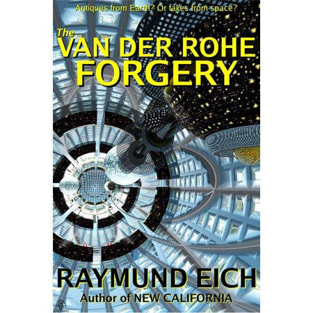 The van der Rohe Forgery - eBook