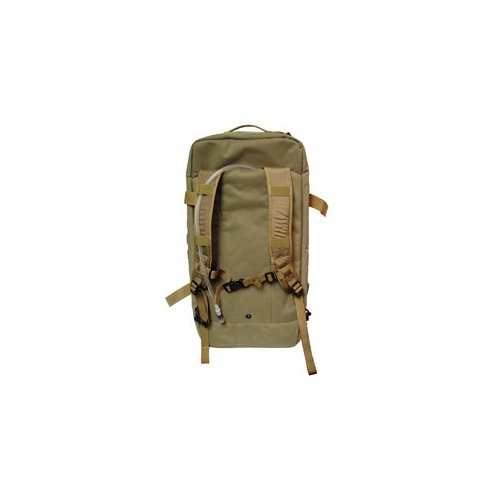 Maxpedition Doppelduffel Adventure Bag, Khaki Multi-Colored