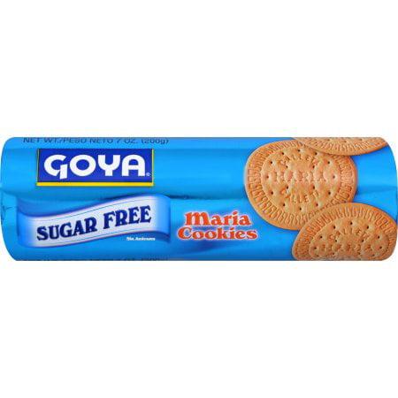 Sugar Free Maria Cookies