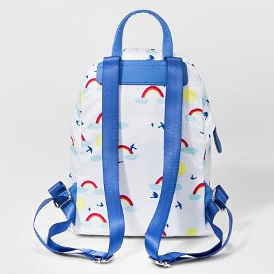 156c6dde8a Cat   Jack™ - Toddler Girls  Sun   Rainbow Backpack - Cat   Jack™ White -  Walmart.com