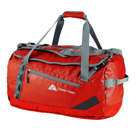 Ozark Trail 50L Duffel with removable shoulder