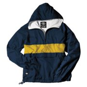 Charles River Apparel 9908 Classic CRS Pullover,Navy/Gold,L