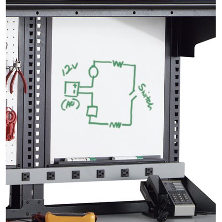 Mayline Group Techworks Accessories: Whiteboard by Mayline