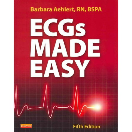 ECGs Made Easy + Pocket Reference for ECGs Made Easy + Online ECG Companion
