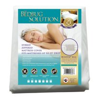 BedBug Solution Elite Zippered Mattress Cover (12 In. deep)