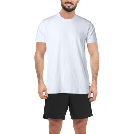 Rocawear Mens 3 Pack Crew Neck T-Shirt