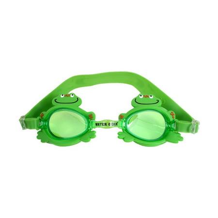 Animal Swim Swim Goggles Frog, Distortion Free By Water