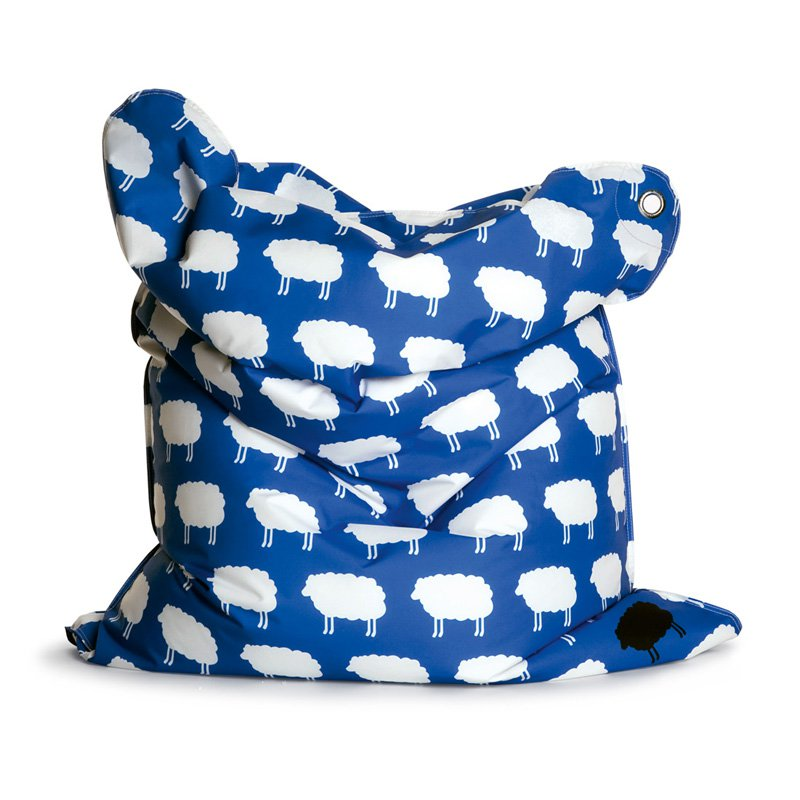 THE BULL Mini Fashion Bean Bag Chair - Happy Sheep