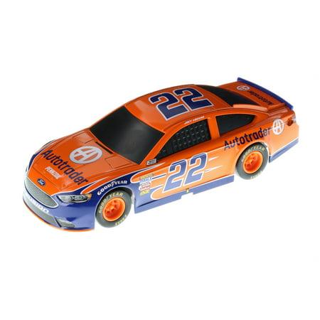 NASCAR Authentics 2018 Joey Logano #22 Auto Trader 1:24 Scale Lionel Racing Die-cast (Auto Racing Equipment)