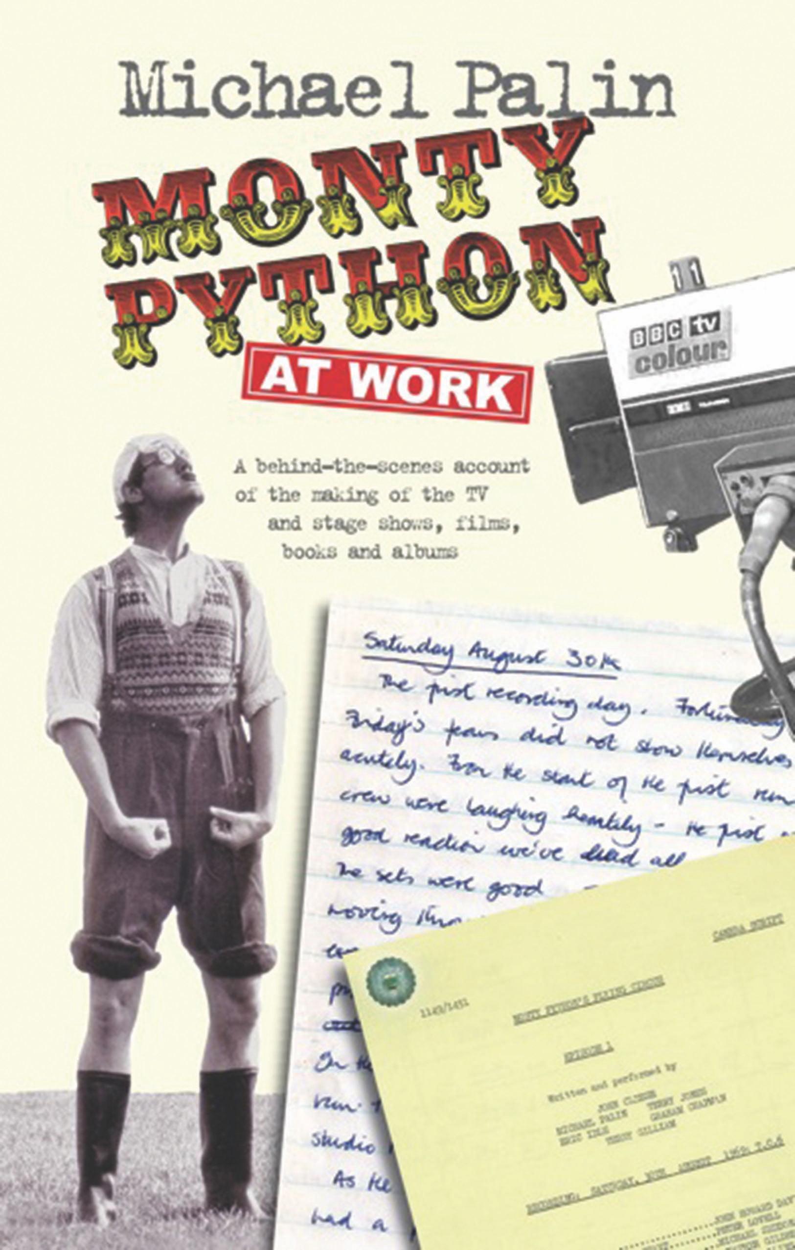 Monty Python At Work Paperback Walmart Com