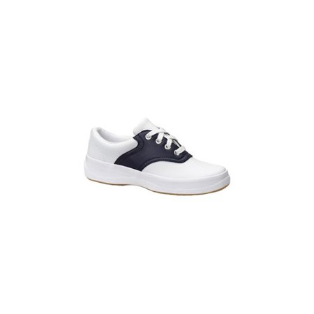 731370a589c Keds Infant Girls  School Days II Leather Saddle Shoe - Walmart.com